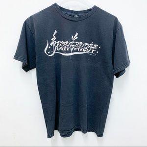 Upper Playground Shinganist Short Sleeve T-Shirt M